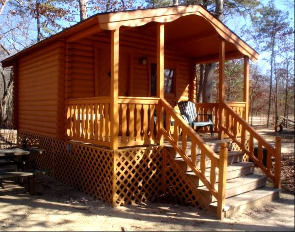 Bcr Cabins Butterfly Camping Resort